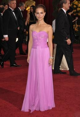 Natalie Portman at the 2009 Academy Awards