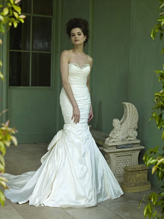 2013 Wedding Dress Ian Stuart Bridal Miami