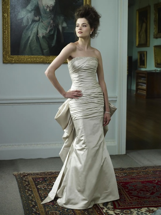 2013 Wedding Dress Ian Stuart Bridal Frangellico
