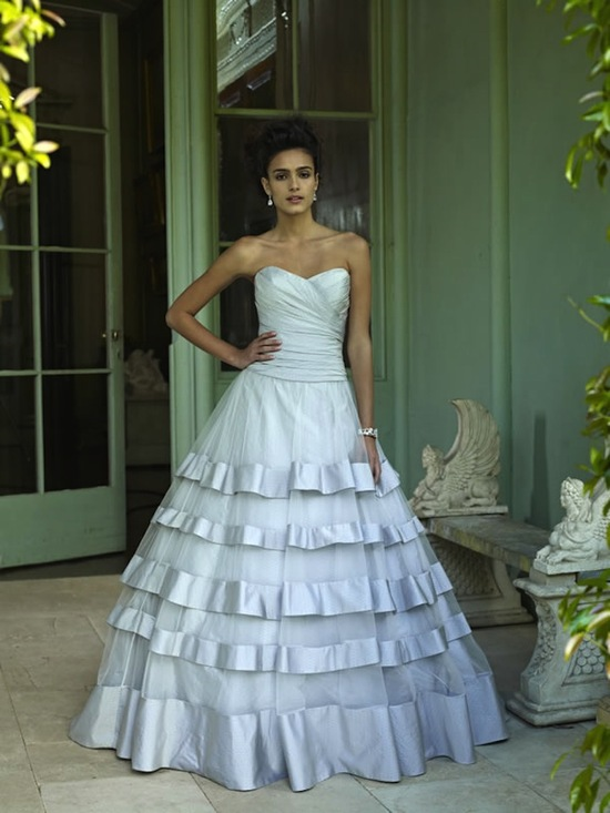 photo of The Killer Queen Bridal Collection