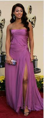 Alicia Keys at the 2009 Academy Awards
