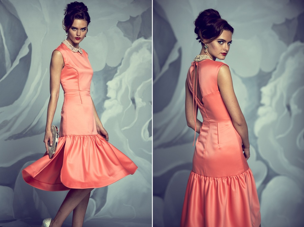 Coral-satin-bridesmaid-dress-by-bhldn.full