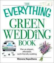 photo of How to Have a Great Green Wedding!