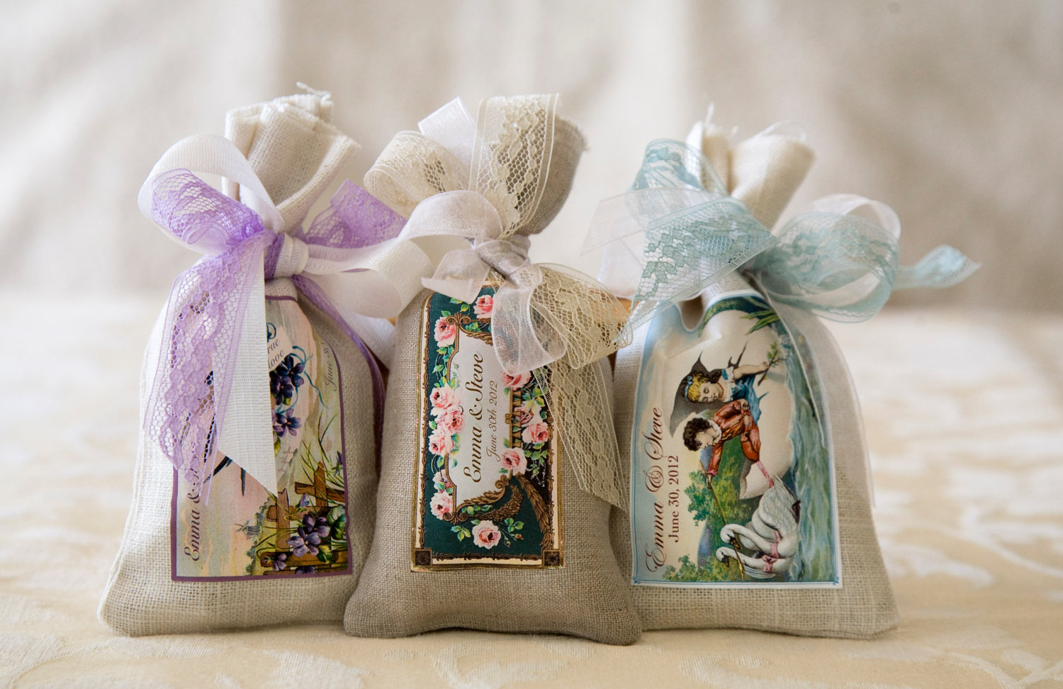 vintage-soap-satchels-for-wedding-favors