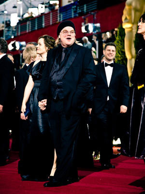 Phillip Seymour Hoffman at the Oscars