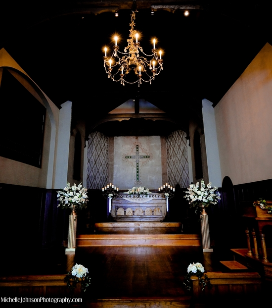 photo of Fleur de Lis Chapel