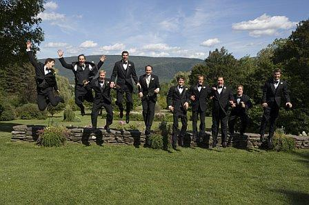 photo of The Man Registry: Groom's Guide to Selecting Wedding Party Members