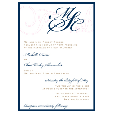 photo of Custom invitations to show off your inner designer
