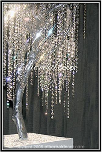 photo of Bubbly Bride: Crystallized Weddings