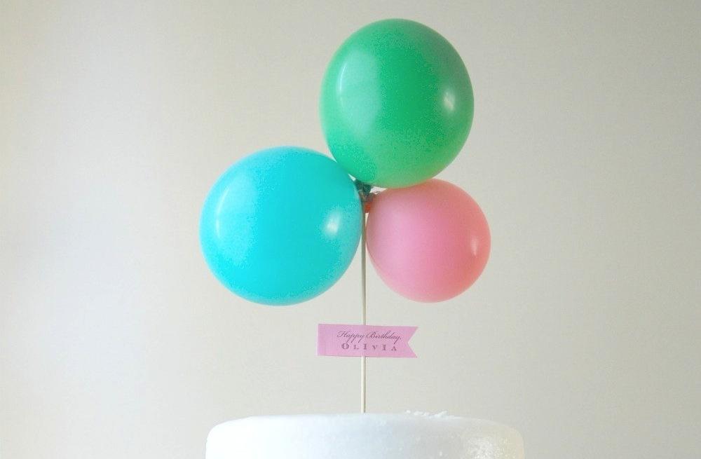 Unique-wedding-cake-topper-pastel-balloons.full