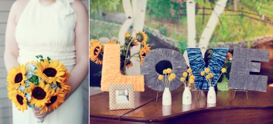 Budget wedding ideas for Spring 2013