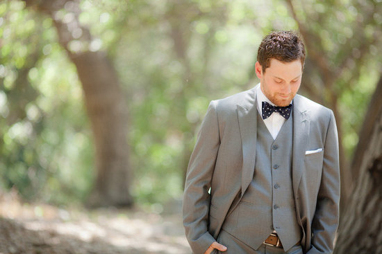 Stylish Grooms Attire Real Wedding Photos 7