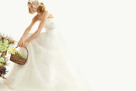 Melissa Sweet Wedding Gown 2013 Bridal
