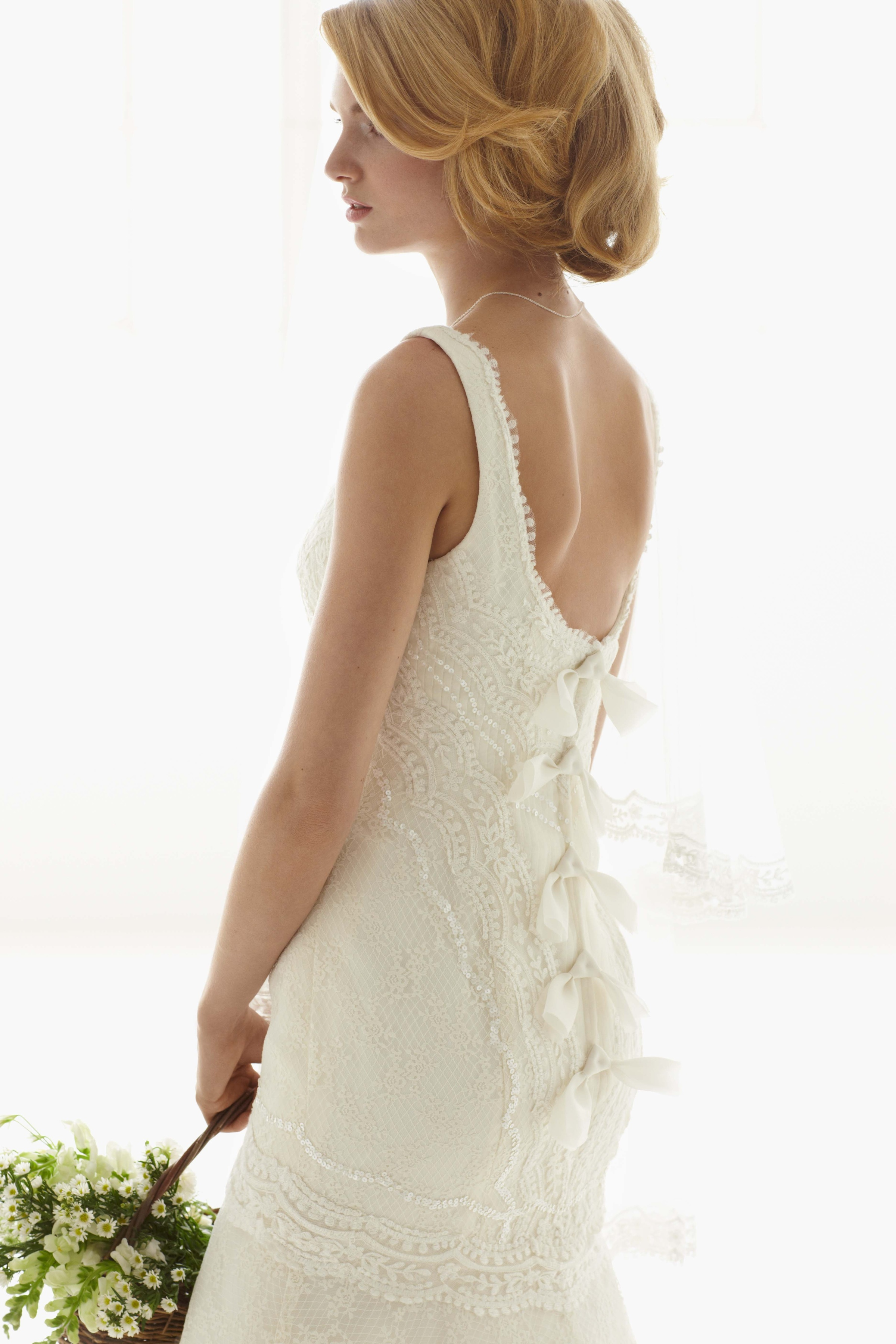 2013 Wedding Dress Melissa Sweet For Davids Bridal 9553
