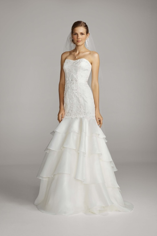 2013 wedding dress Melissa Sweet for Davids Bridal 0335