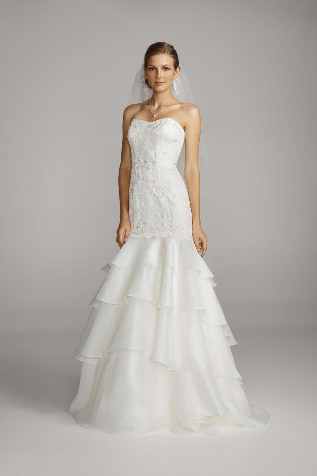 2013 Wedding Dress Melissa Sweet For Davids Bridal 0335