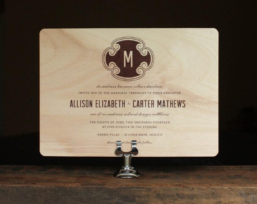 Rustic-wood-wedding-invitation-with-custom-monogram.full