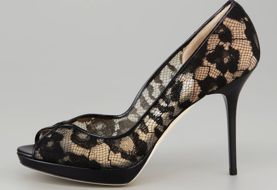 photo of Jimmy Choo via Neiman Marcus