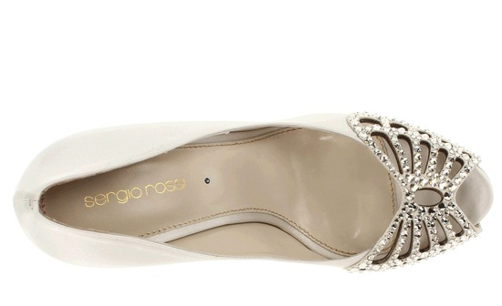 Illusion wedding shoes 3