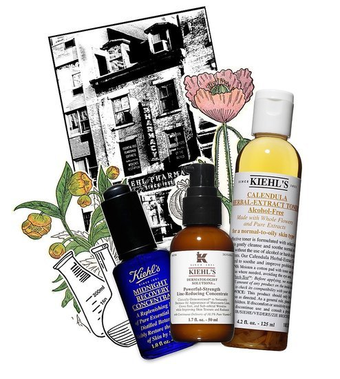photo of Kiehl's Pampering Package: And the Winner Is...