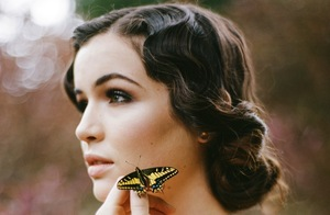 photo of Wedding Hair & Makeup: Bridal Beauty Inspiration from Ruche