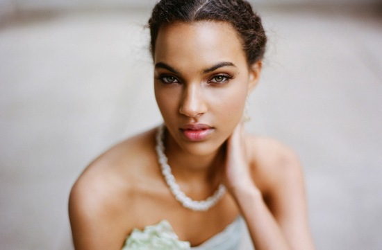 Wedding hair and makeup inspiration from Ruche 22