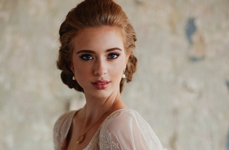Bridal Beauty Wedding Makeup Ideas from Ruche 5