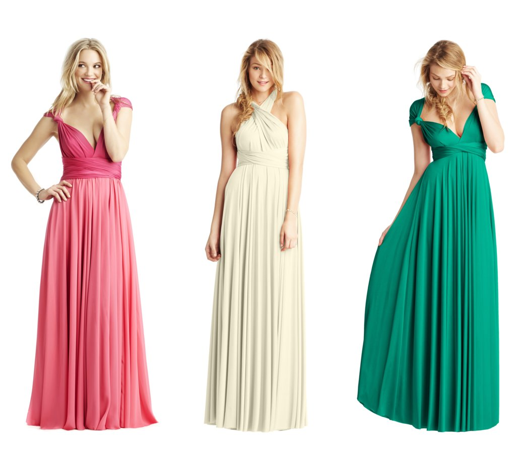 Pink-green-cream-convertible-bridesmaid-gowns.full
