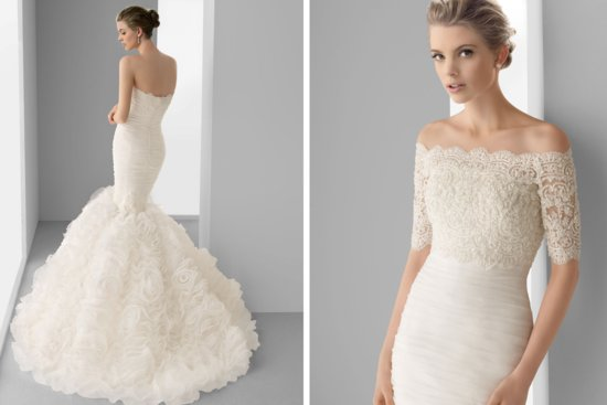 Alma Novia Wedding Dress 2013 Bridal Fuero