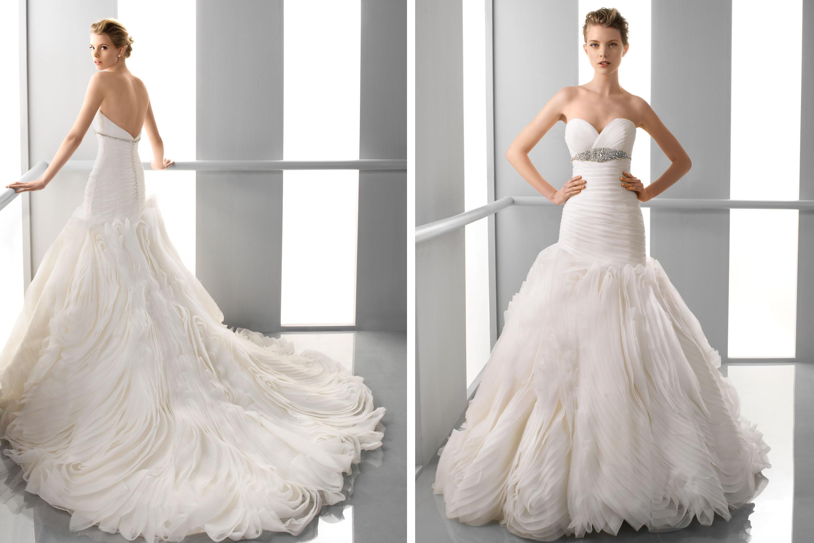 Alma novia wedding dress 2013 bridal francine for Alma novia wedding dress
