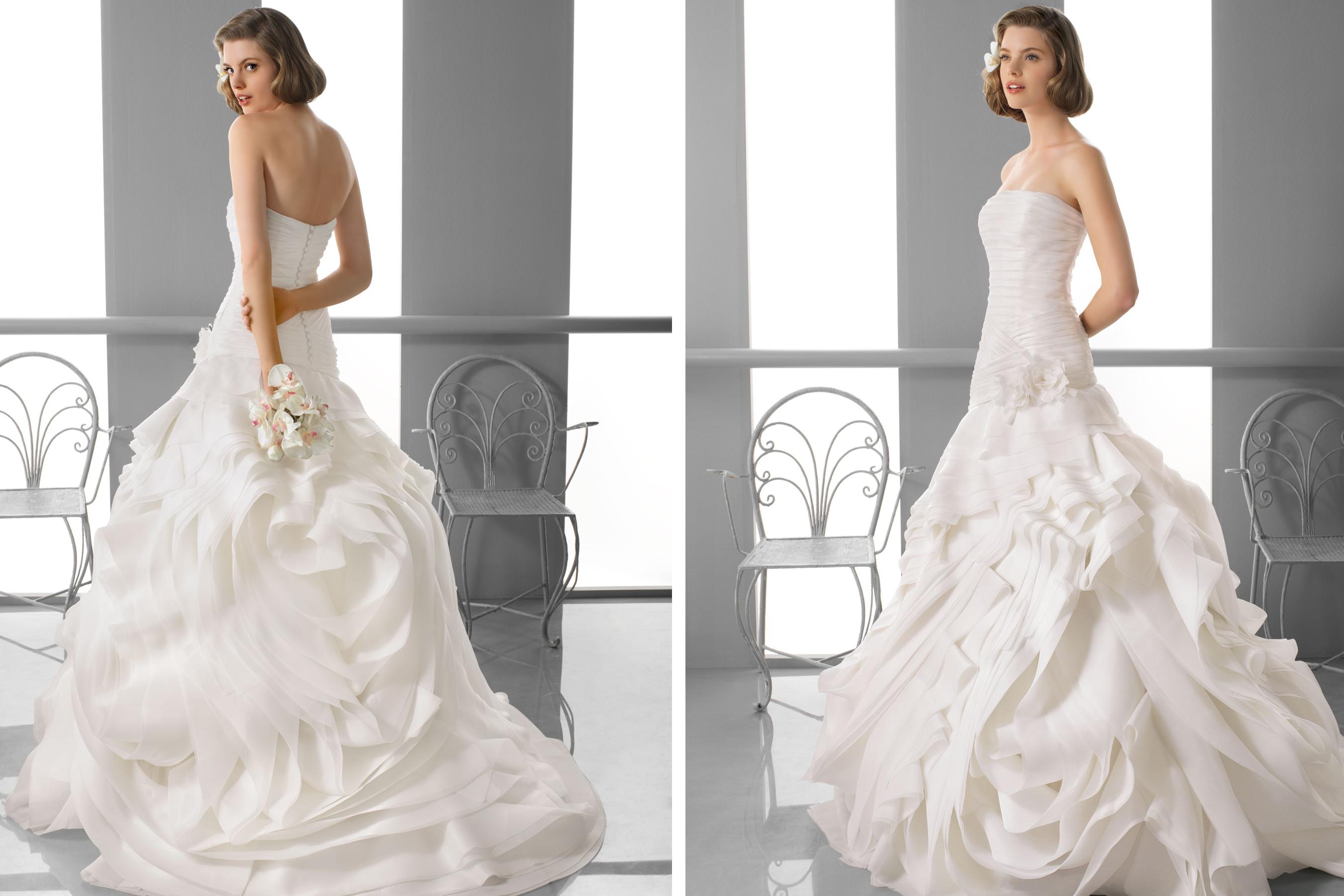 Alma novia wedding dress 2013 bridal fox for Alma novia wedding dress