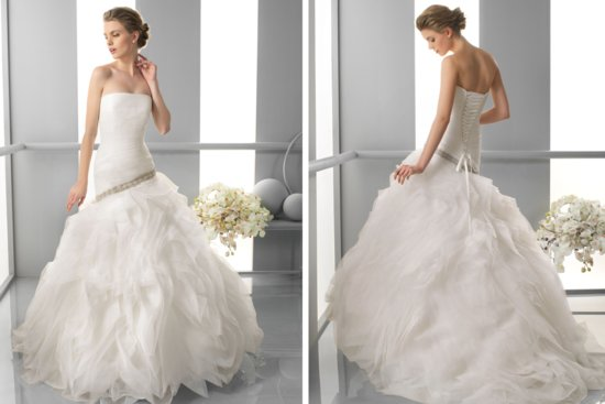 Alma Novia Wedding Dress 2013 Bridal Francia