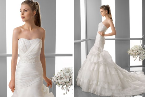 Alma Novia Wedding Dress 2013 Bridal Flandes