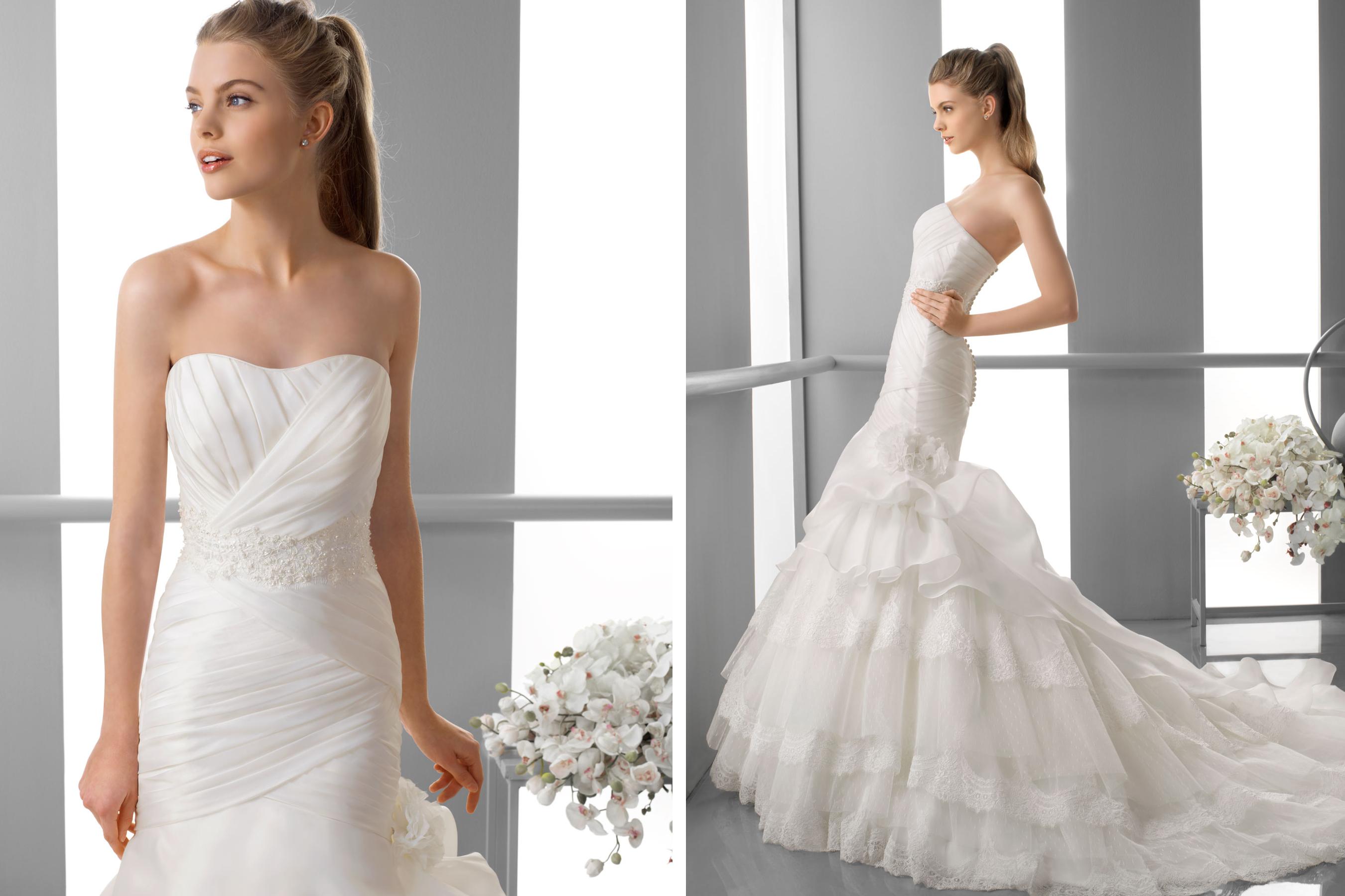 Alma novia wedding dress 2013 bridal flandes for Alma novia wedding dress