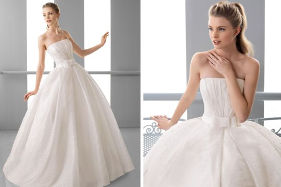 Alma Novia Wedding Dress 2013 Bridal Firmeza