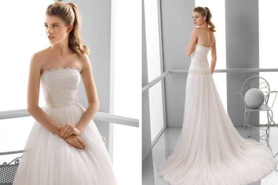 Alma Novia Wedding Dress 2013 Bridal Feder