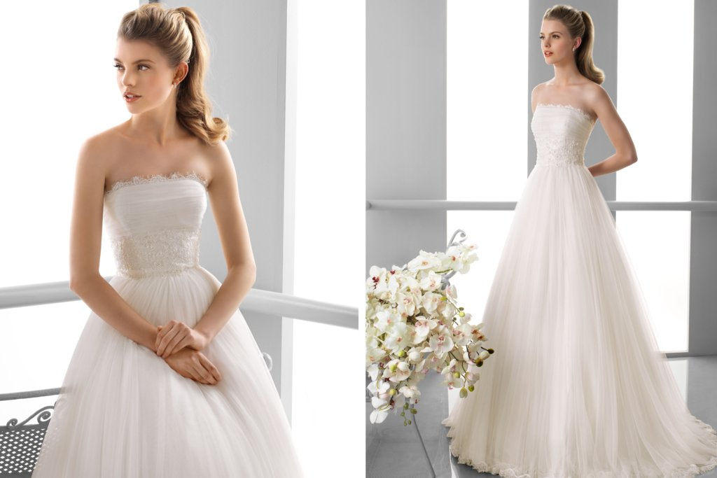 Alma Novia Wedding Dress 2013 Bridal Faisal