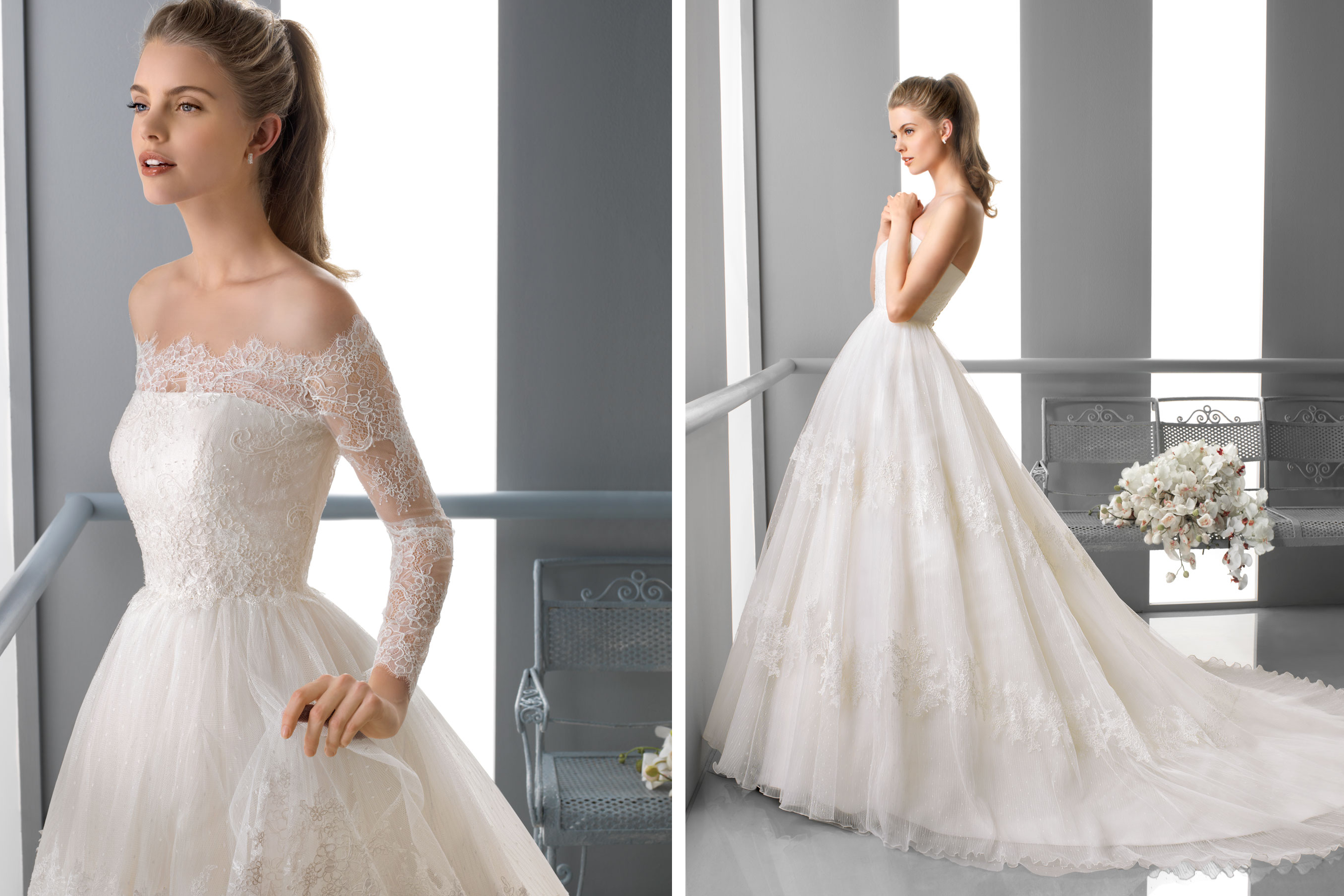 Alma novia wedding dress 2013 bridal fausto for Alma novia wedding dress