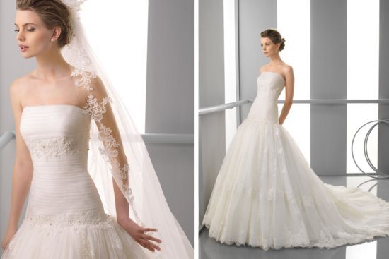Alma Novia Wedding Dress 2013 Bridal Faustine