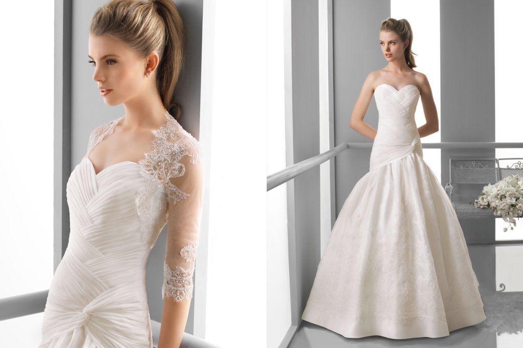 Alma Novia Wedding Dress 2013 Bridal Fase
