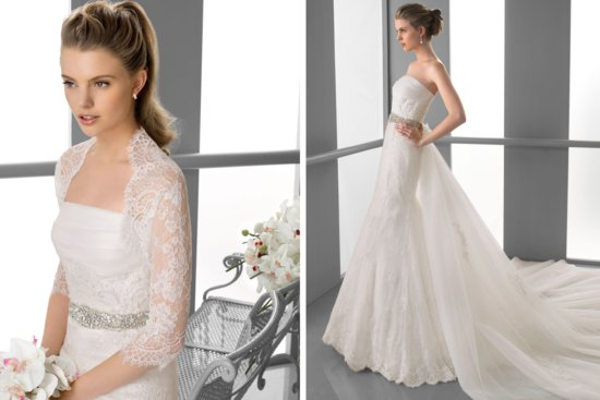 Alma Novia Wedding Dress 2013 Bridal Fany