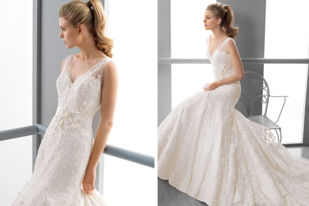 Alma Novia Wedding Dress 2013 Bridal Fancy