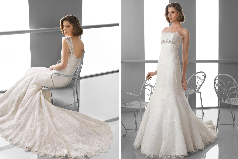 Alma novia wedding dress 2013 bridal fama for Alma novia wedding dress