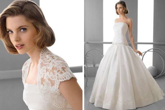 Alma Novia Wedding Dress 2013 Bridal Faro