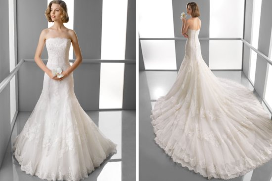 Alma Novia Wedding Dress 2013 Bridal Faisan