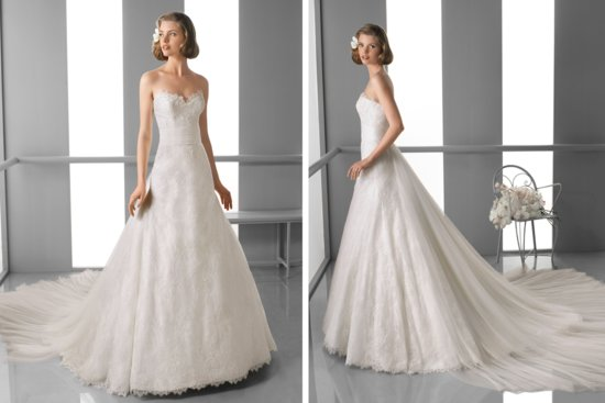 Alma Novia Wedding Dress 2013 Bridal Fakir