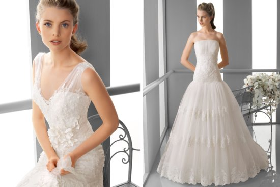 Alma Novia Wedding Dress 2013 Bridal