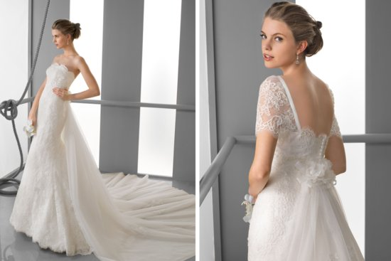Alma Novia Wedding Dress 2013 Bridal Fantasia