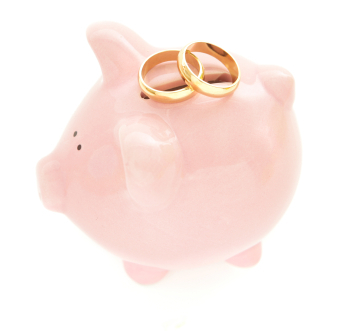 photo of Saving money on wedding decorations