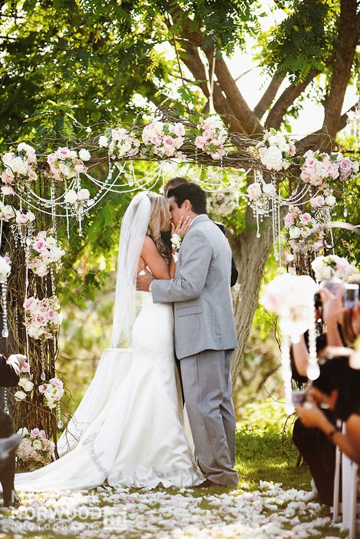 Outdoor-wedding-ceremony-romantic-arbor.full